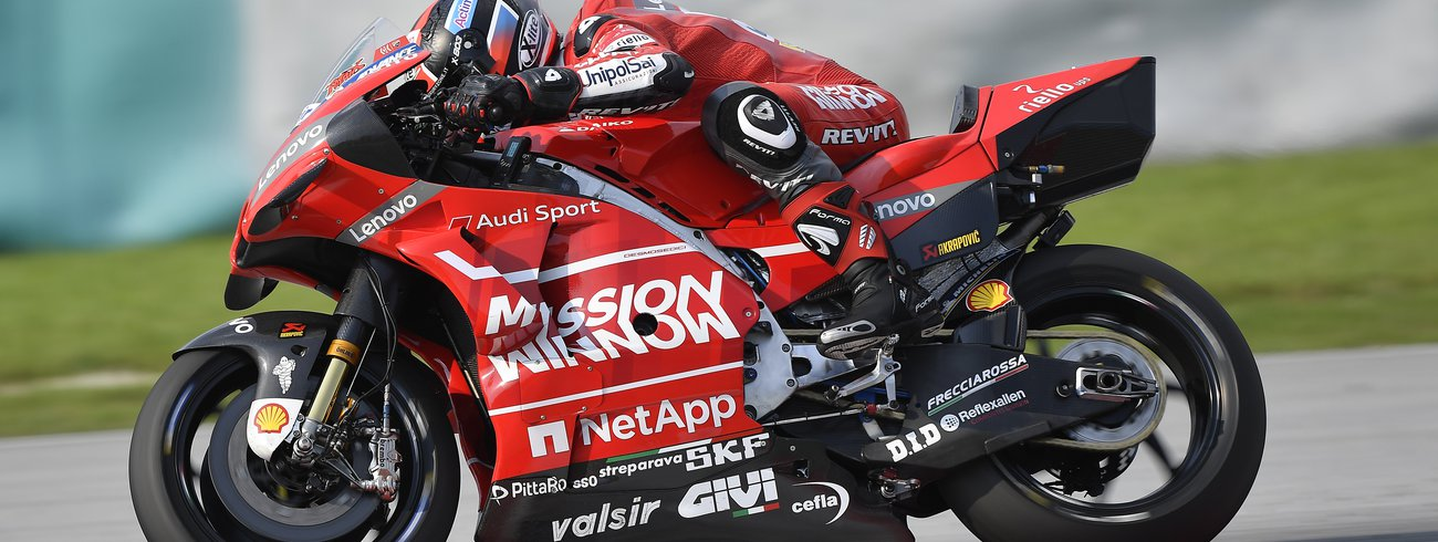 Cefla Continues As Official Partner Of Ducati Corse