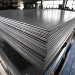 Metal sheets and panels