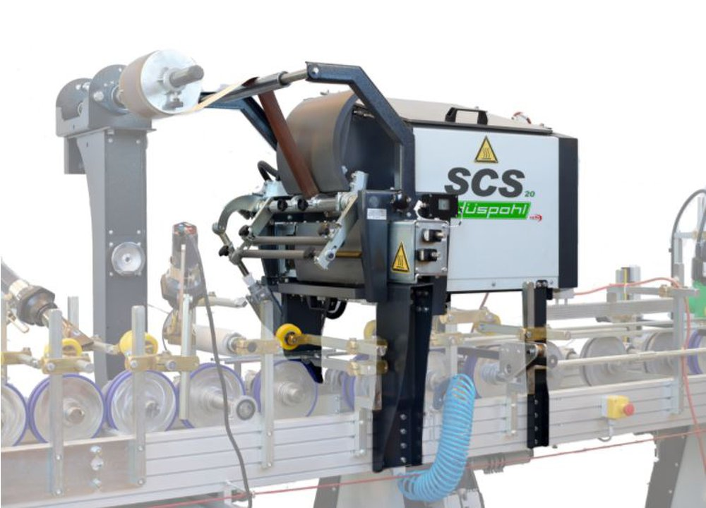 SCS Adhesive application unit